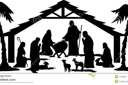 Free christmas nativity clipart 1 » Clipart Station.