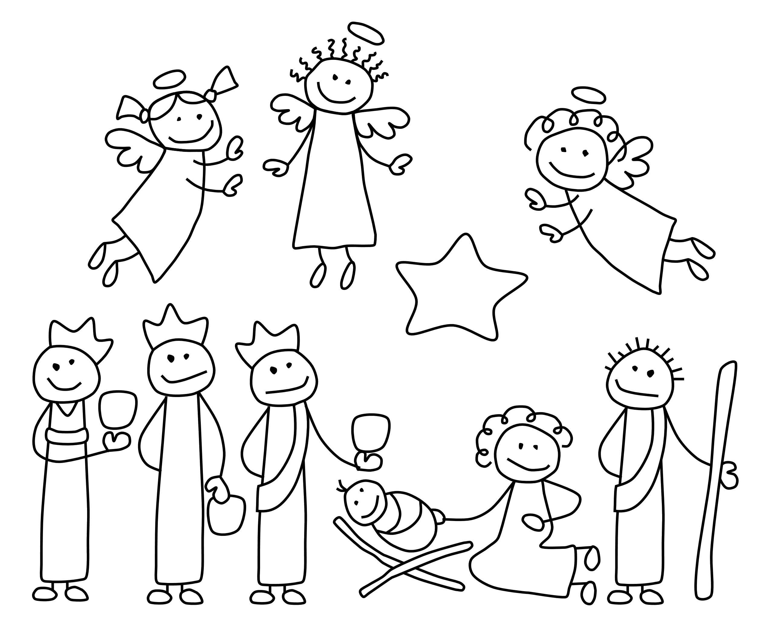 1000+ images about Stick figures on Pinterest.