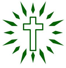 Christmas Cross Clipart.