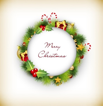 Christmas wreath clip art free vector download (210,845 Free.