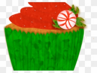 Free PNG Christmas Cupcakes Clipart Clip Art Download.