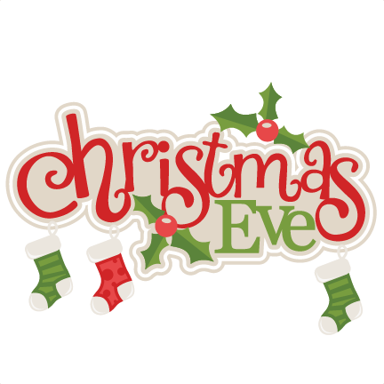 Christmas Eve Clipart Free.