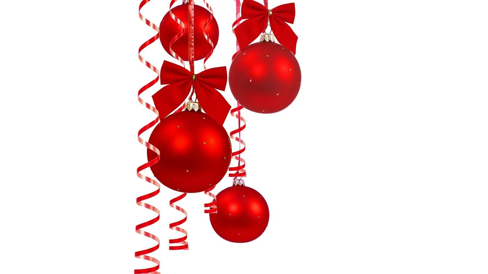 Christmas Ornaments Clipart.