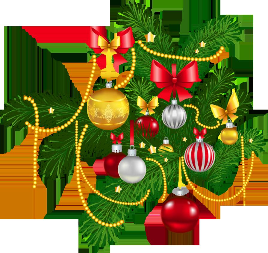 Christmas decor clipart #16