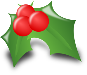 Christmas decorations clipart #8