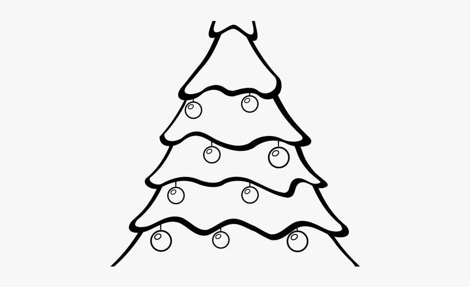 Decorations Clipart Black And White.