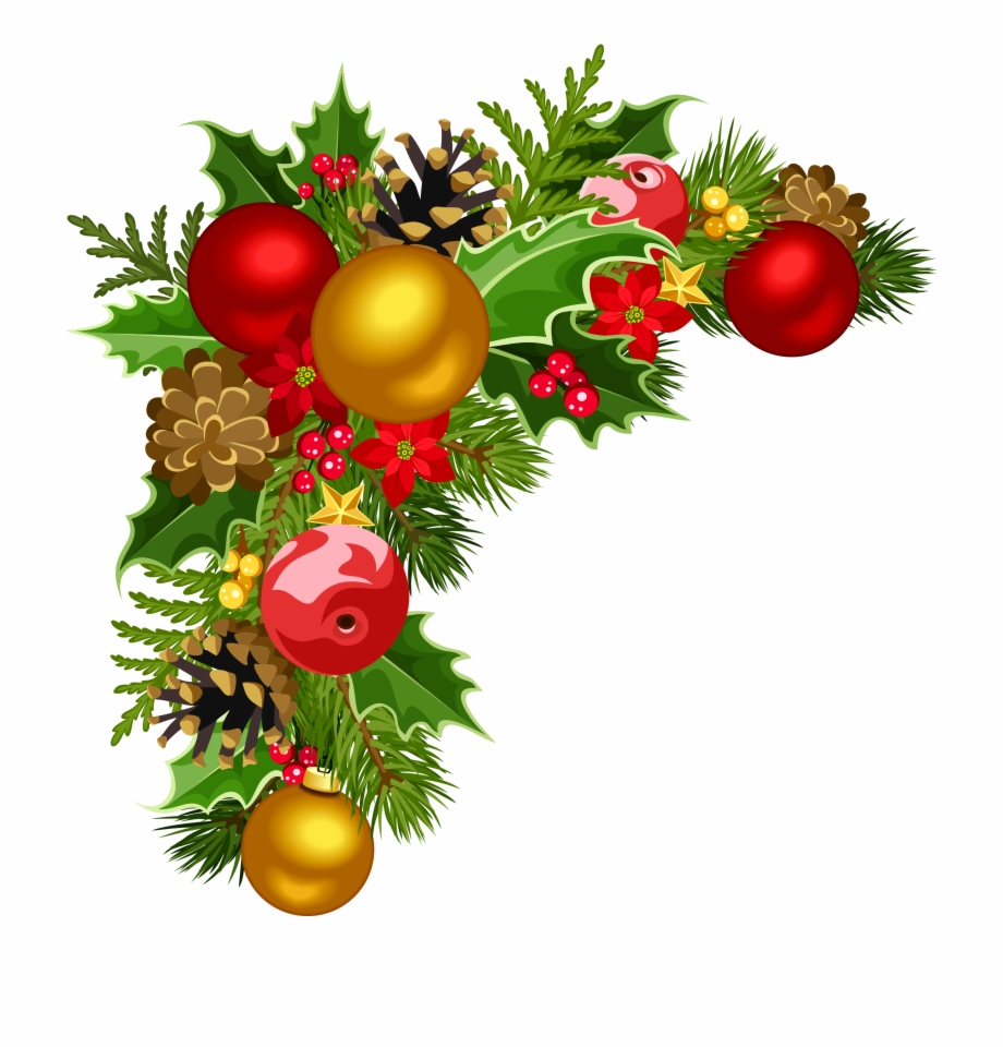 Christmas Decoration Png.