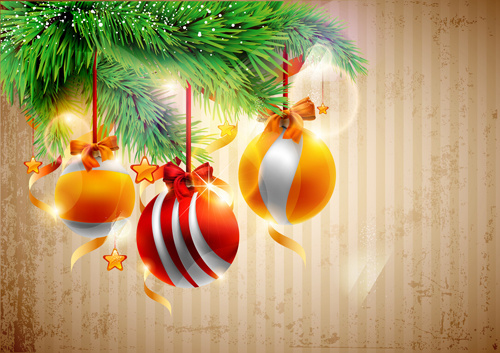 Christmas decorations clip art free vector download (224,167.