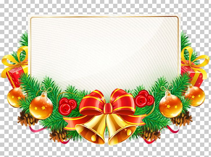 Borders And Frames Christmas Decoration Candy Cane PNG.