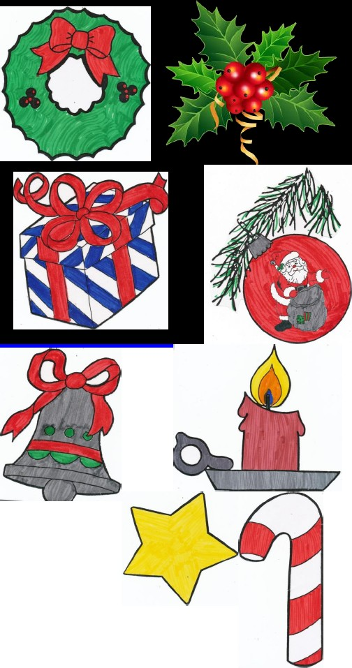 Christmas Decorations Clipart at GetDrawings.com.