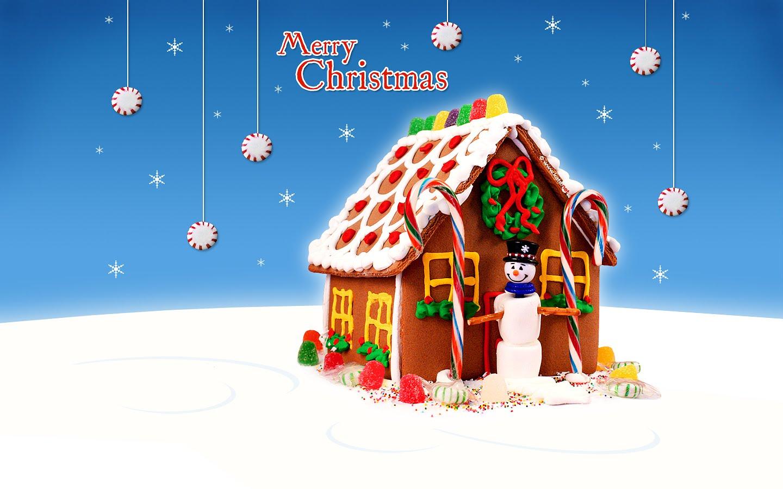 Christmas Themed Desktop Clipart.