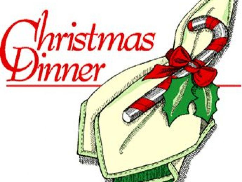 Image result for free christmas dinner clipart.