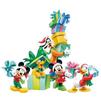Disney Christmas Clipart Png.
