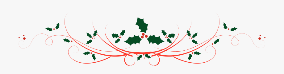 Christmas Dividers Png.