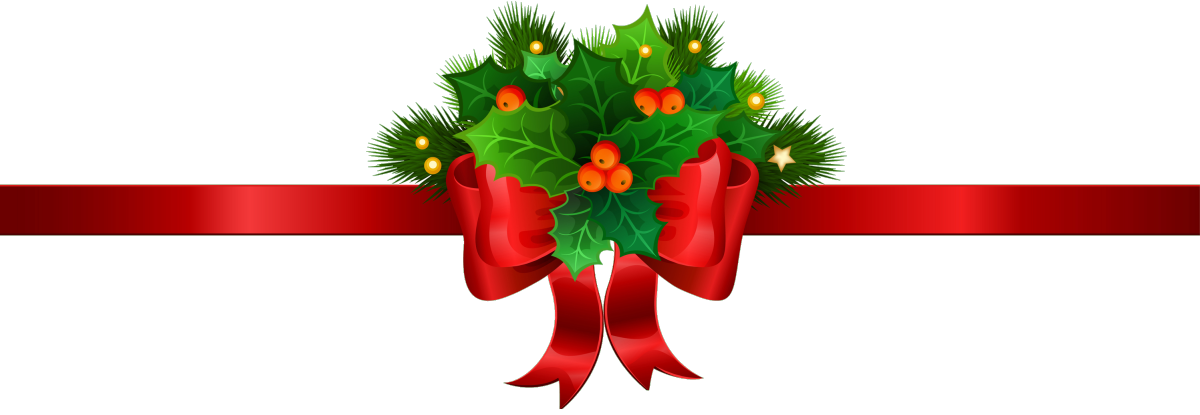 Christmas divider clipart 1 » Clipart Station.