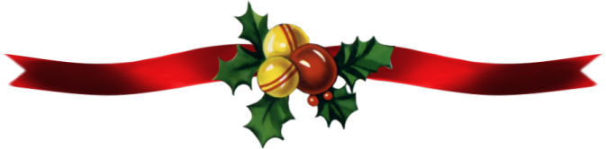 Christmas Divider Clipart.