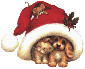 Free Christmas Dogs Cliparts, Download Free Clip Art, Free Clip Art.
