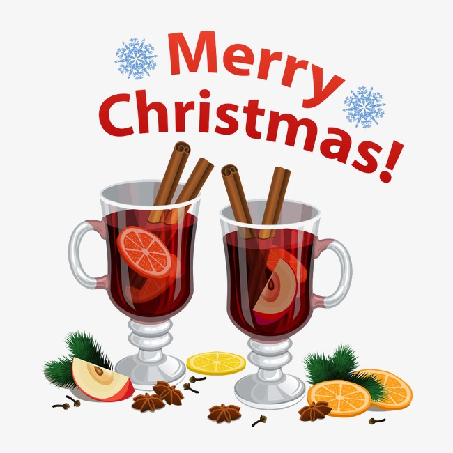 Clipart christmas drinks 5 » Clipart Station.