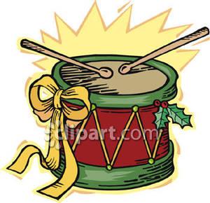 Christmas Drum.