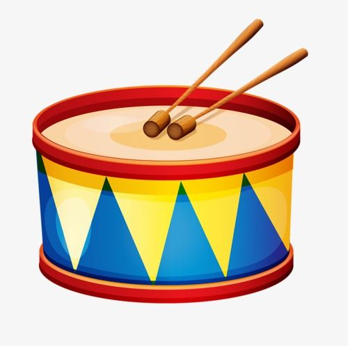 Drums Sound, Sound Clipart, Drum, Musical Instruments PNG.
