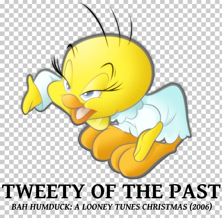 Tweety Daffy Duck Looney Tunes Christmas Character PNG, Clipart.