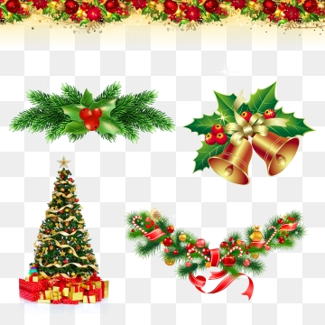 Christmas Elements Png, Vector, PSD, and Clipart With Transparent.