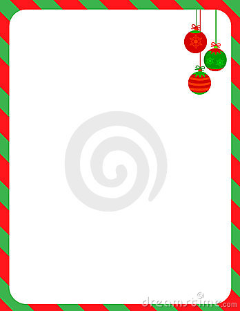 Christmas Elf Candy Cane Frame Vector Clipart.