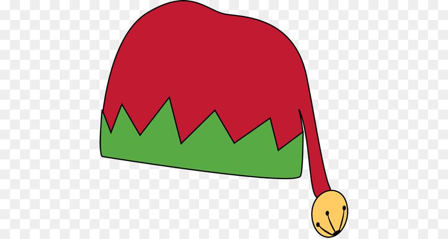 Christmas Elf Hat png download.