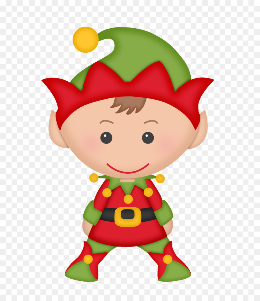 Christmas Elf Clipart clipart.