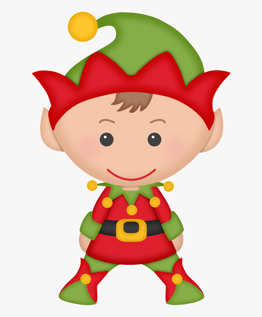 Christmas Elf Png.