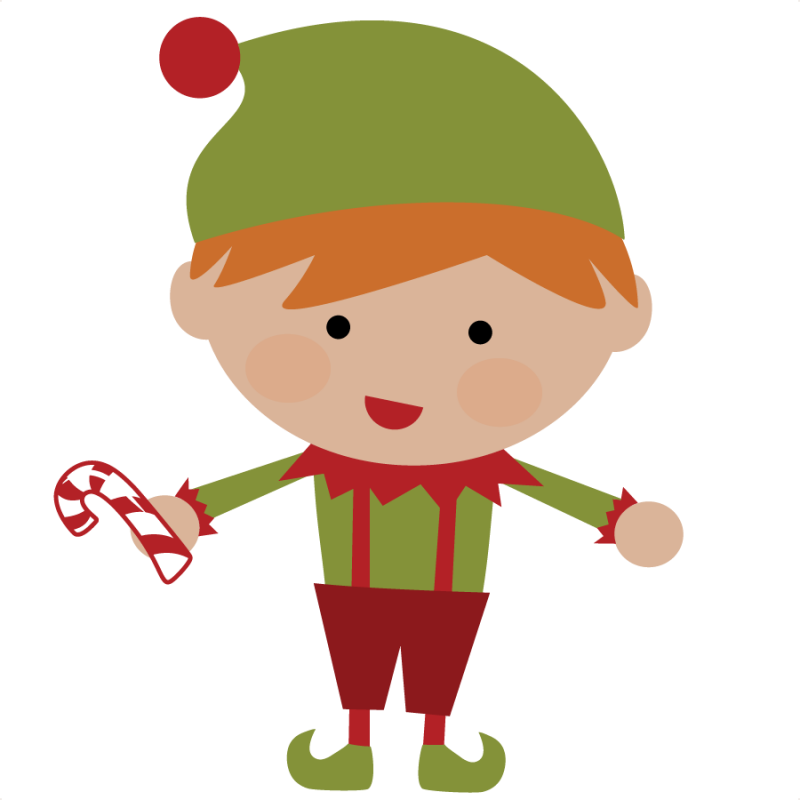Download Free png Christmas Elf PNG, Download PNG image with.