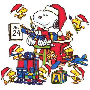 Christmas eve clip art.