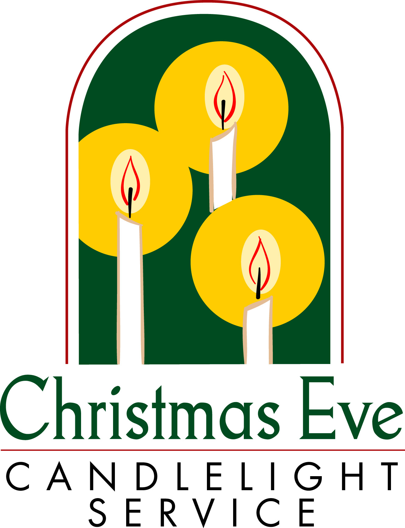 Christmas eve clipart christian.