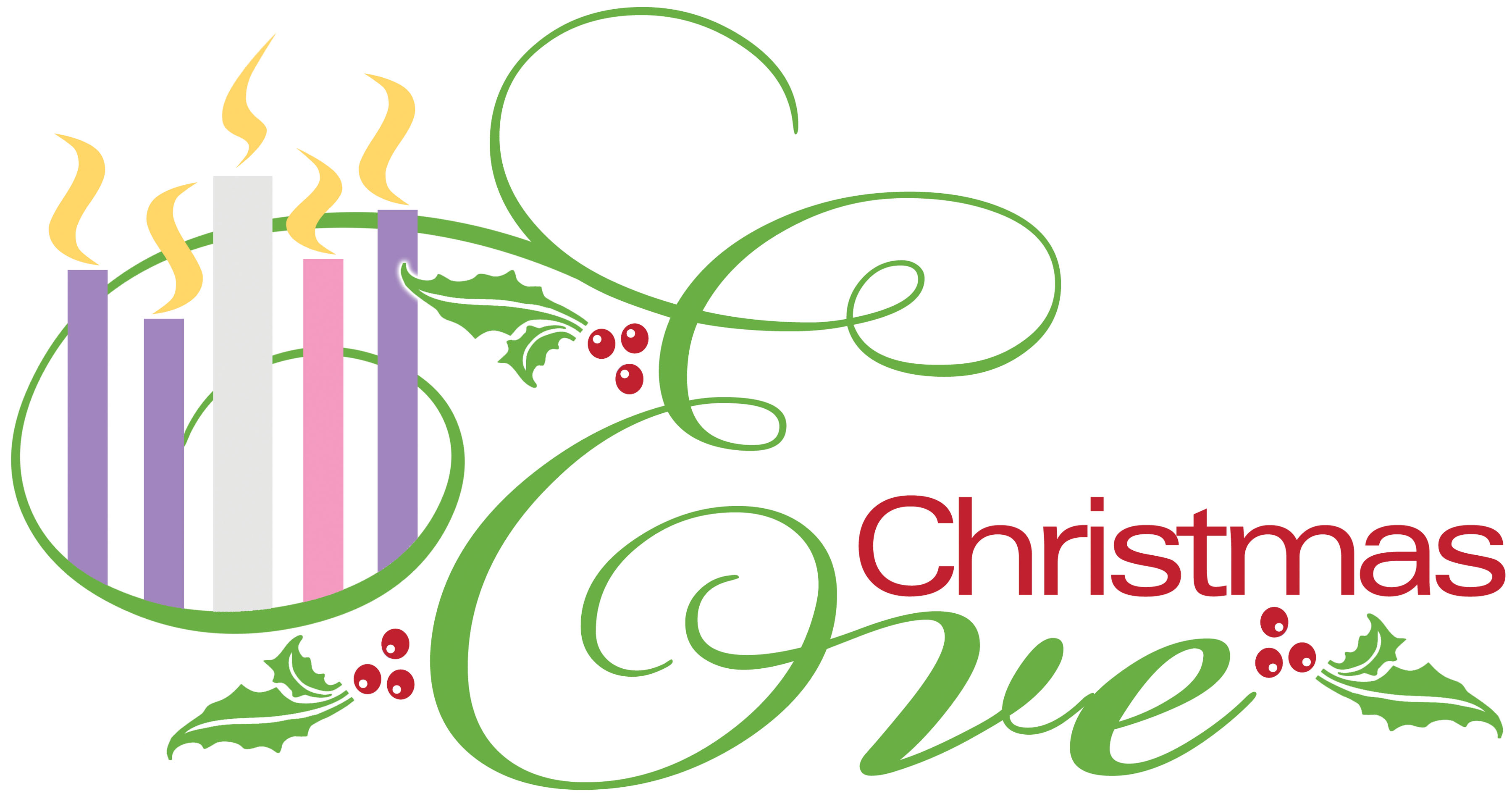 626 Christmas Eve free clipart.