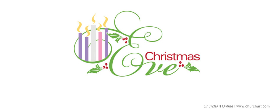 Free Christmas Eve Clipart.