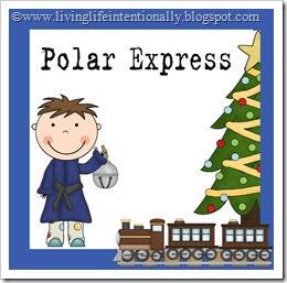 Free polar express clip art.