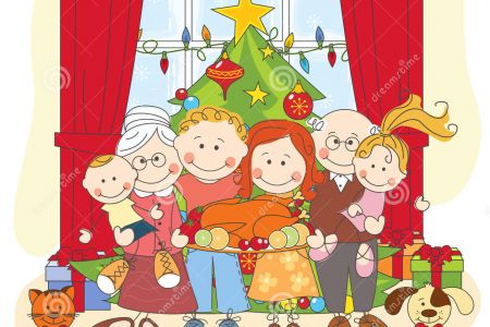 Creative Family Christmas Card Ideas Honey Lime, Family at.