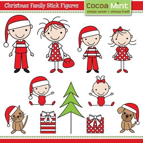 Mint family clipart #4