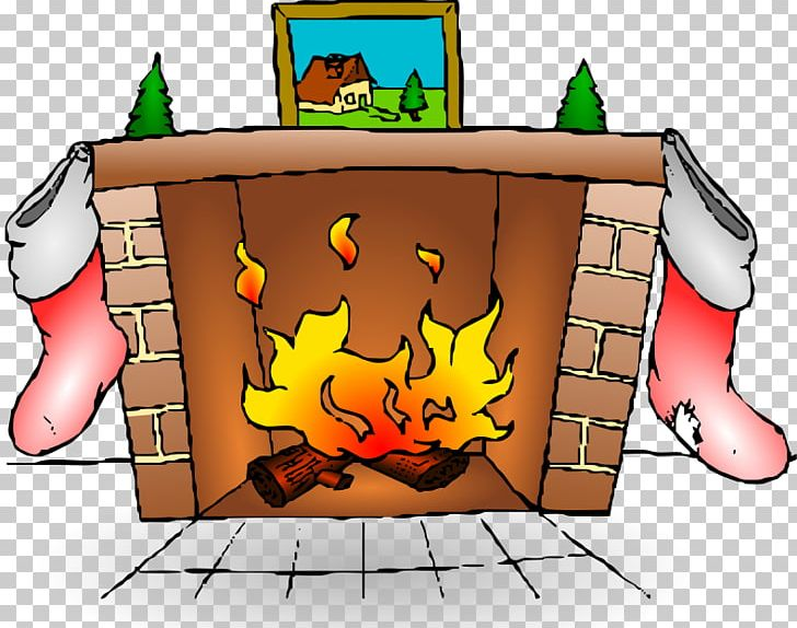 Chimney clipart fireplace Circle Png, Vector, PSD, and Clipart With.
