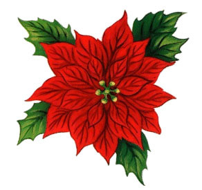 Free Christmas Flowers Cliparts, Download Free Clip Art, Free Clip.