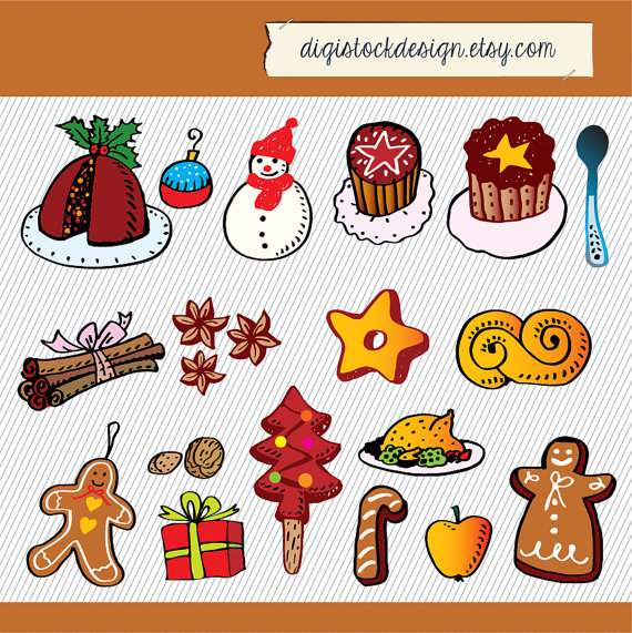 Free Christmas Cliparts Food, Download Free Clip Art, Free Clip Art.