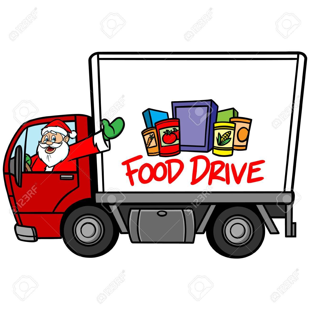 Christmas Food Drive.