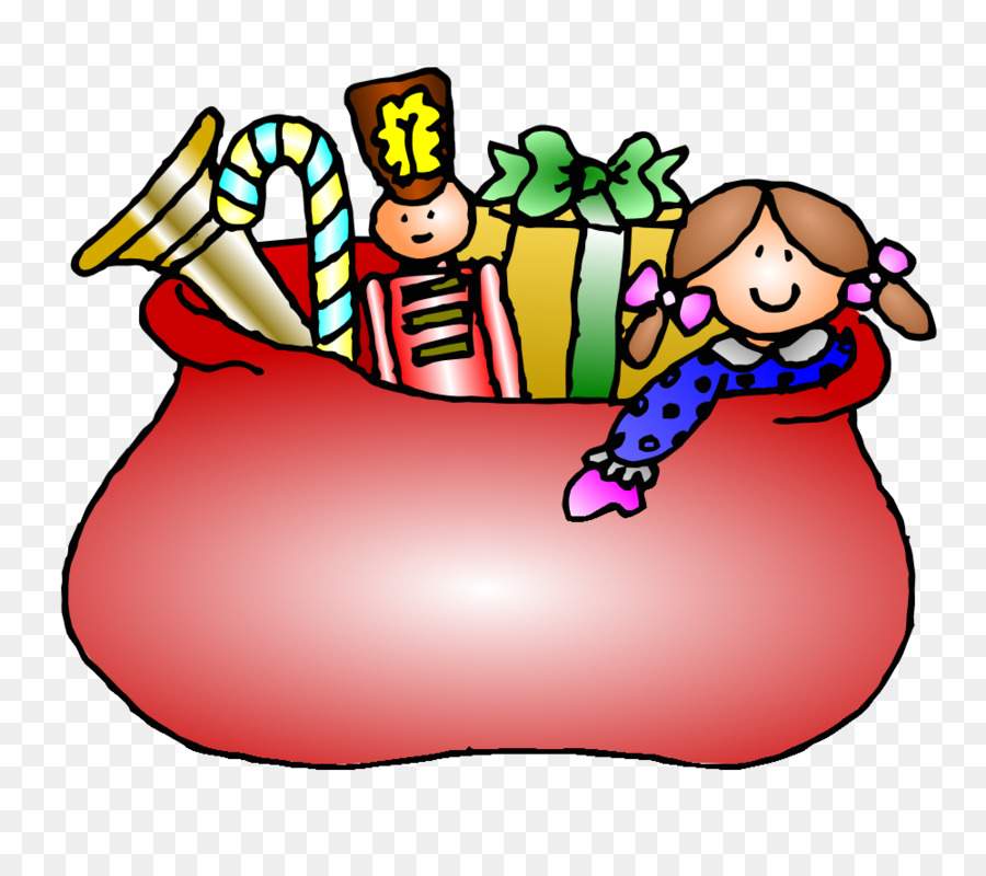 Christmas Gift Cartoon png download.