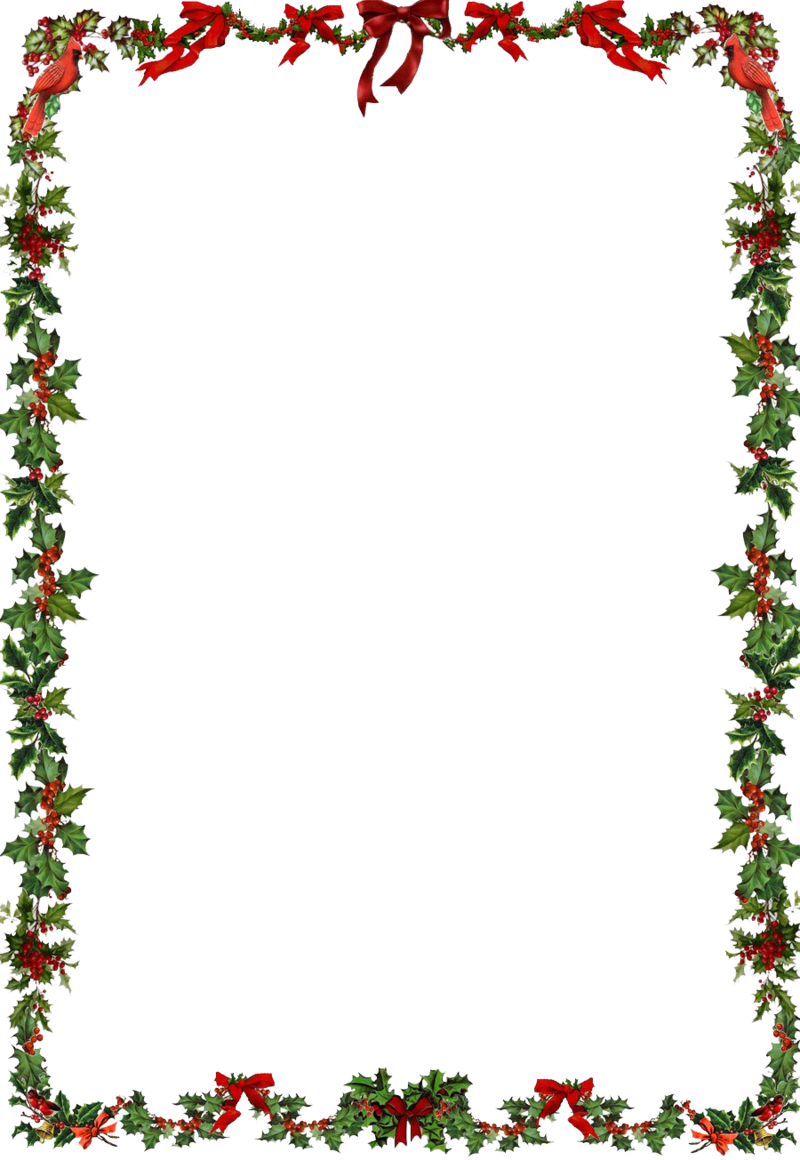 Download Free png Christmas Frame PNG Clipart.