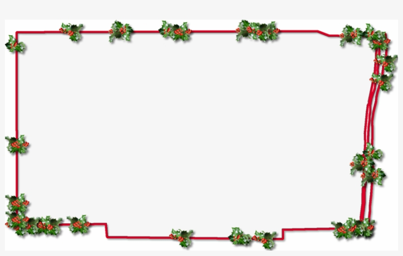 Download Christmas Frame Png Transparent Clipart Borders.