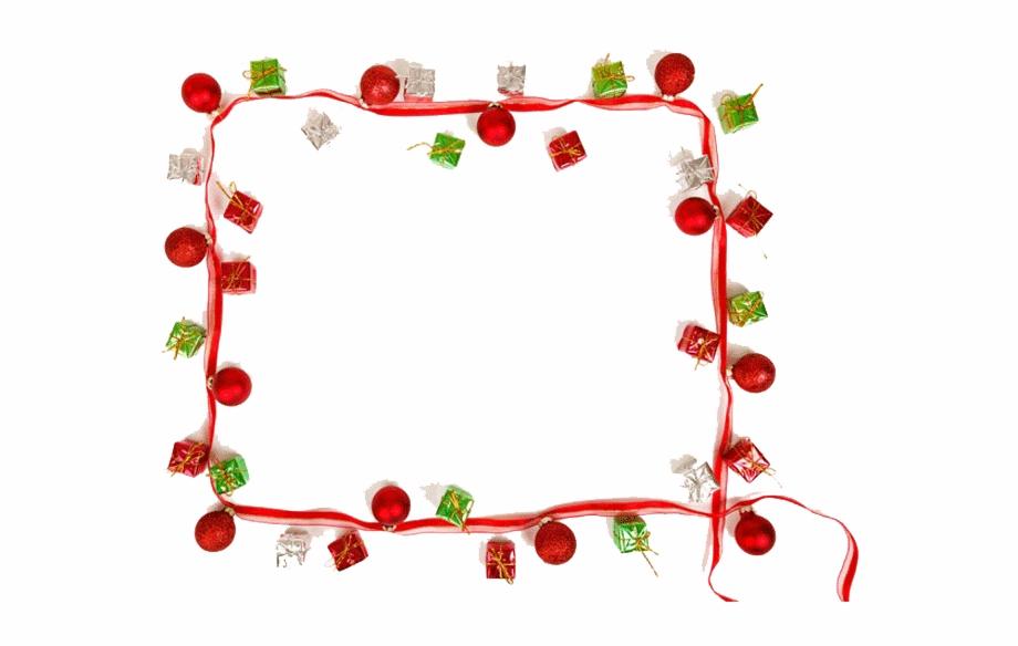 Christmas Borders Png.