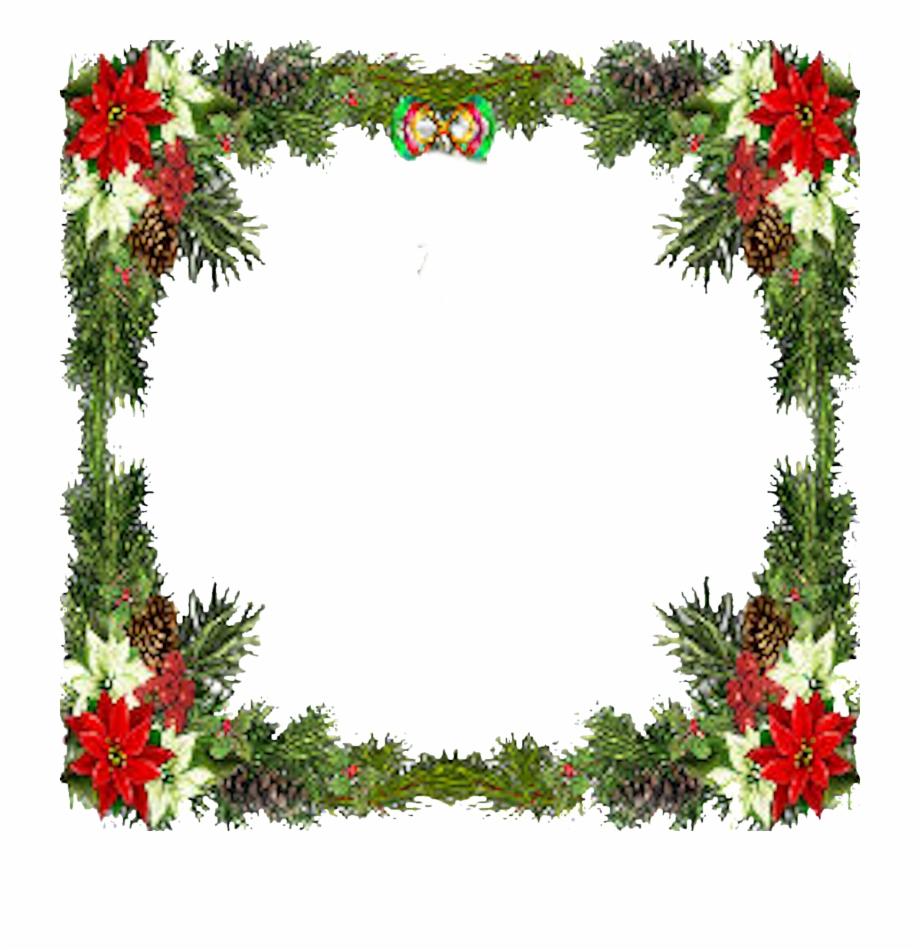 Christmas Frame Png.