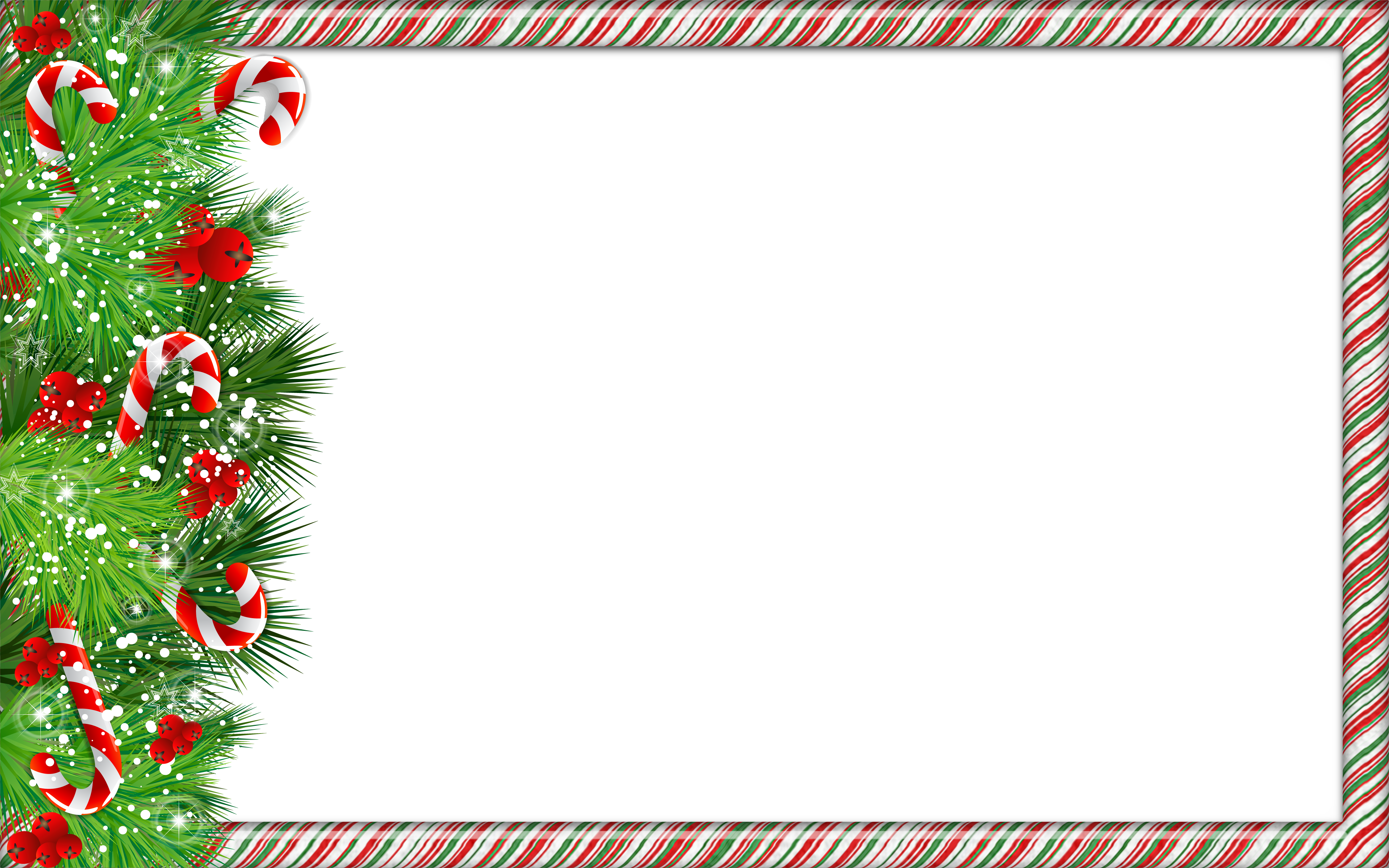 christmas frames and borders online