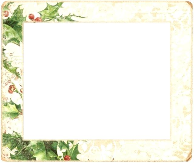 Christmas Frames Free Borders You Can Download And Print Clipart Png.
