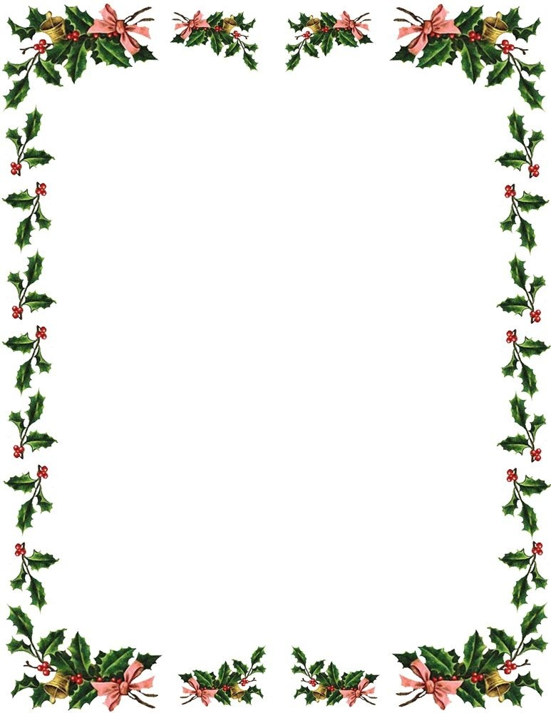 Christmas Borders And Frames Clipart Best.